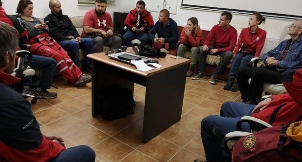 HGSS Slavonski Brod održao vježbu