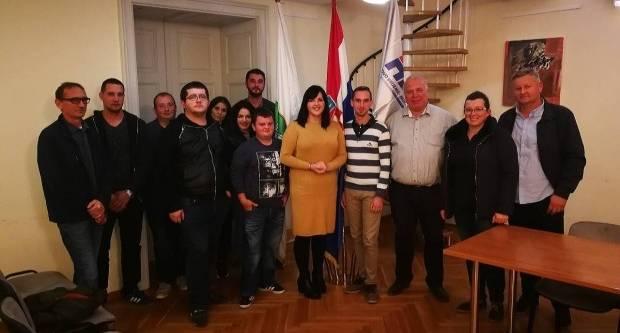 Izabrano novo vodstvo mladeži HDZ-a Lipik