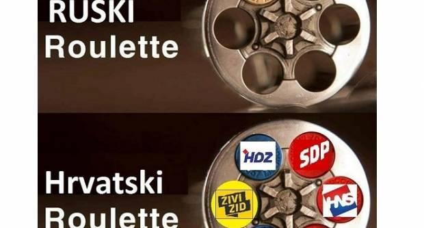 Fotka dana: Roulette na hrvatski način