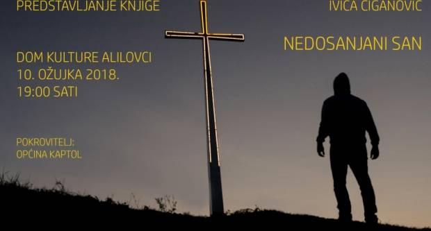 Predstavljanje knjige Ivice Ciganovića