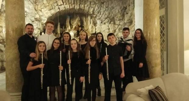 """OGŠ Pakrac: Pakrački učenici """"srebrni"""" na regionalnom natjecanju komornih sastava"""