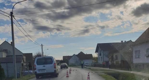 Za jučerašnju prometnu u Novim Mihaljevcima kriv 32-godišnjak
