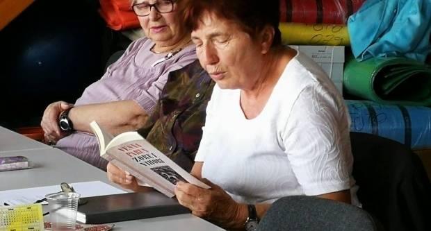 Čitanje poezije Vesne Parun