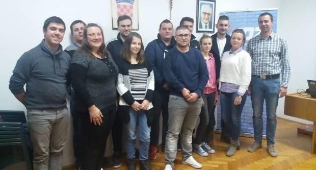 Unutarstranački izbori: Mihael Andrijanić novi predsjednik mladeži HDZ-a Pakrac