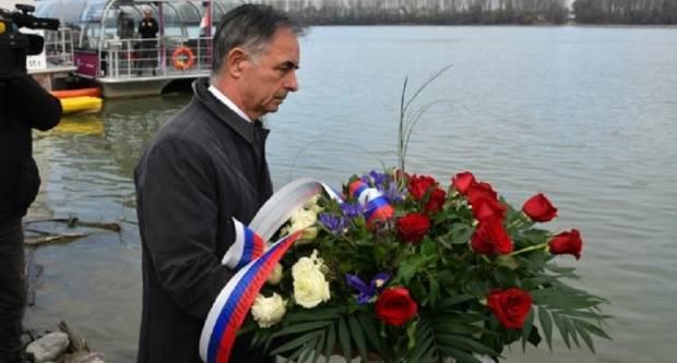 Milorad Pupovac odao počast žrtvama u Vukovaru