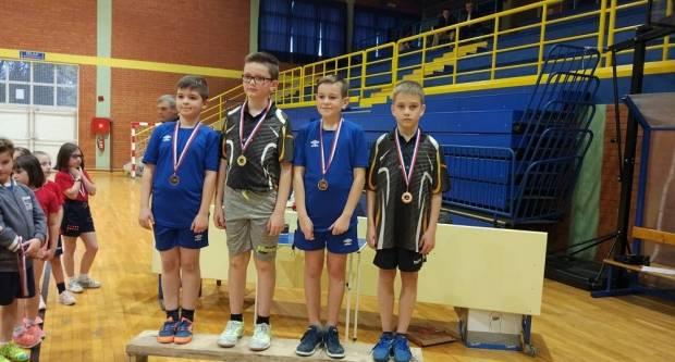"""Poraz """"Obrtnika"""" u Zagrebu! Najmlađi kadeti nastupili na 2. Otvorenom turniru regije!"""