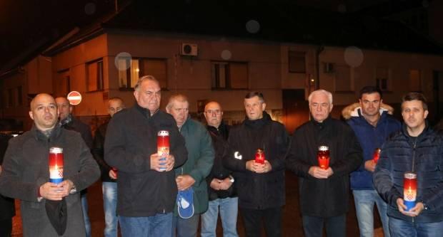 HDZ Požega obilježio Dan sjećanja na Vukovar