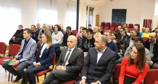 Održana početna konferencija projekta Zajedno u športu