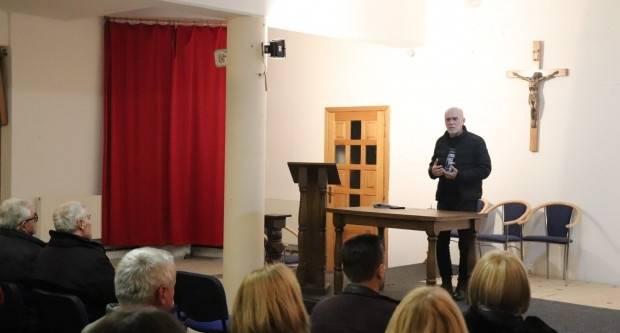 Poznati demograf Stjepan Šterc održao predavanje u Lipiku