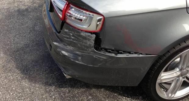 Oštećen automobil na parkiralištu OŽB Požega, za počiniteljem se traga