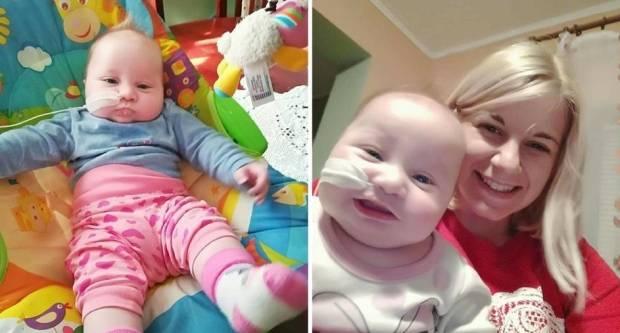 Čeljust joj je opet srasla: Mala Lorena mora na novu operaciju