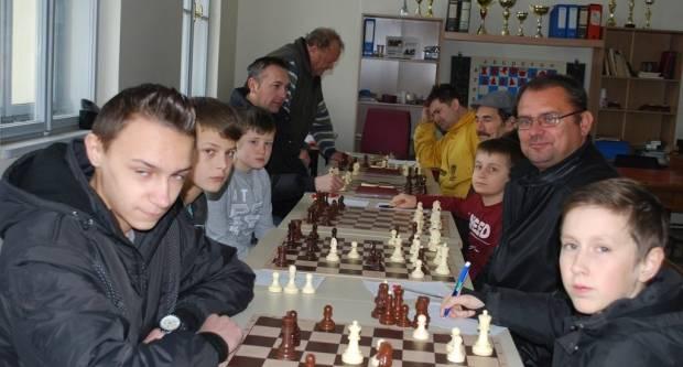 Šahovski klub Pakrac-Lipik: Uspješna jesen
