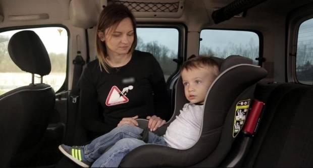 Policija će u četvrtak provoditi nadzor korištenja posebnih sigurnosnih sjedalica/postolja u vozilima