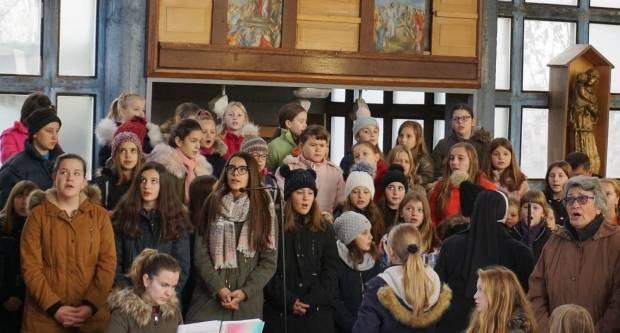 Proslava sv. Nikole u Pleternici