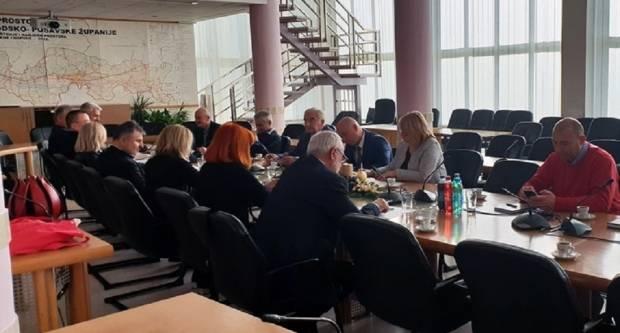 Održana sjednica predsjedništva Udruge Hrvatskih srdnjoškolskih ravnatelja