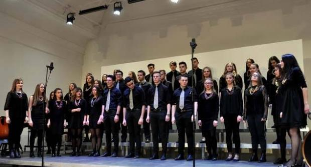 Koncert puhačkog orkestra, mješovitog zbora i solista u Požegi