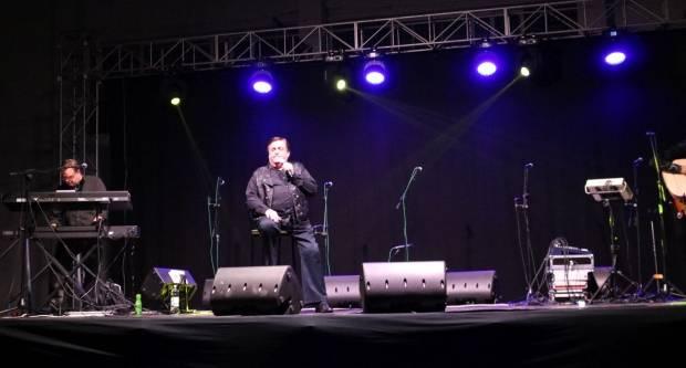 Koncert Krunoslava Kiće Slabinca u Pleternici