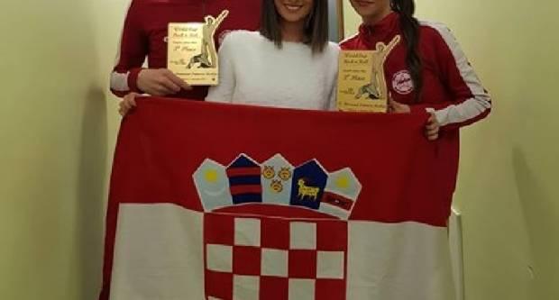 Veliki uspjeh Nikoline i Mihaela na Finalu Svjetskog kupa