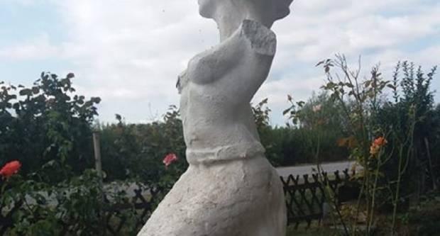 Franjin lik za spomenik