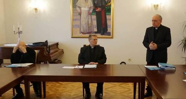 Skupština biskupa Đakovačko - osječke pokrajine u Požegi