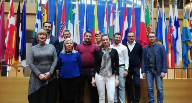 Općinski vijećnici posjetili Europski parlament