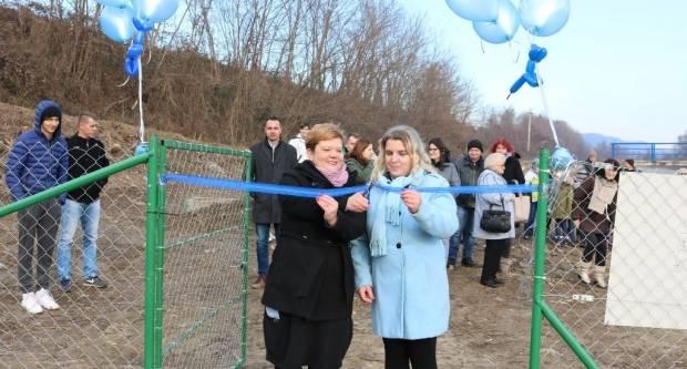 Na radost velikih i malih: Otvoren prvi park za pse u Pakracu