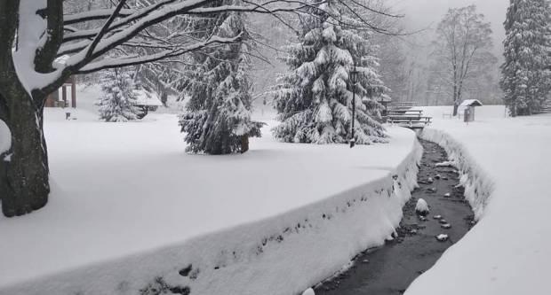 (FOTO) Idilični snježni prizori s Jankovca koji uvijek oduševe!