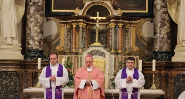 Sveta misa povodom Dana Grada Požege i godišnjice smrti kardinala Franje Kuharića