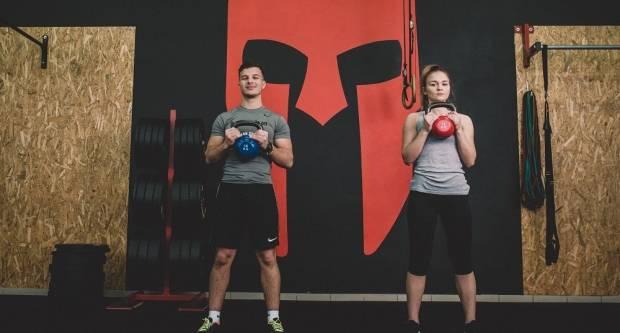 Kako napokon učiniti taj najteži prvi korak - sa Spartan treningom