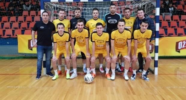 CB Rubikon zaustavljen u četvrtfinalu malonogometnog turnira u Požegi