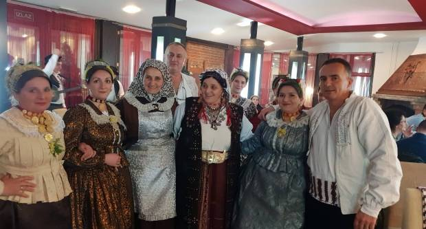 Novogodišnji nastup KUD-a ʺRamaʺ u srednjoj Bosni