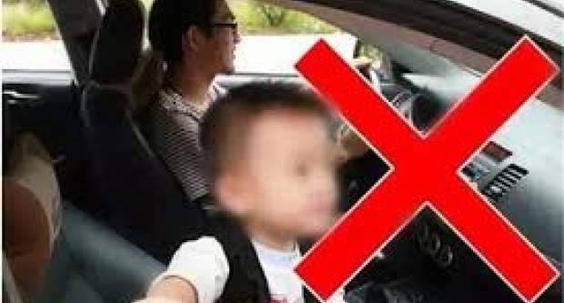 Pijan (1,47 promila) i bez vozačke dozvole prevozio četvero malodobne djece bez sigurnosnih sjedalica