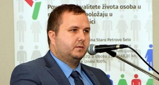 """Načelnik Općine Staro Petrovo Selo Nikola Denis: """"Uspješna je godina iza nas"""""""