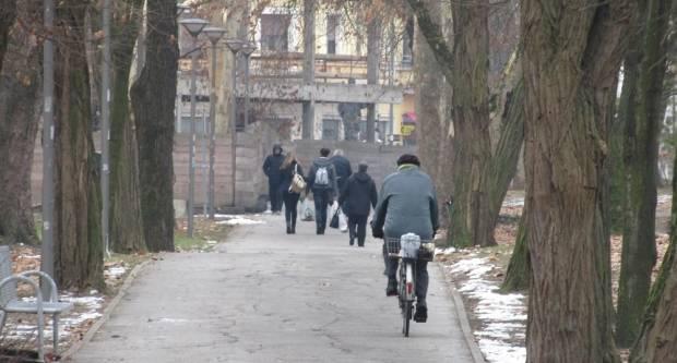 Subotnja šetnja gradom 12.siječnja 2019.