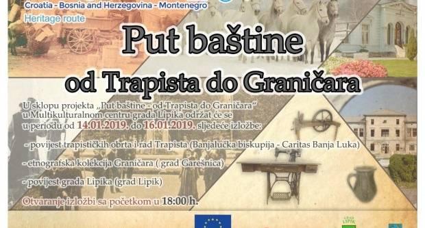 Izložba o povijesti Caritasa Banjalučke biskupije te gradova Garešnice i Lipika