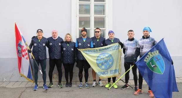 Održan memorijalni maraton ʺStazom mučeništvaʺ Pakrac - Bučje