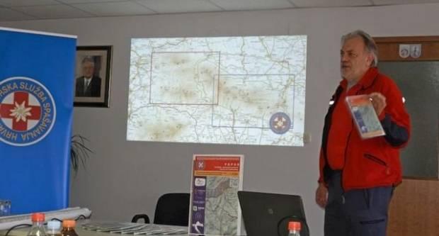 HGSS predstavio novi Tematski turističko-planinarski zemljovid Papuka