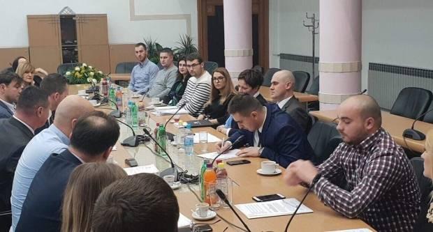 Na sastanku Savjeta mladih iz pet slavonskih županija sudjelovao i Dario Ivković