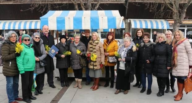 Obilježen Dan mimoza- Nacionalni dan borbe protiv raka vrata maternice