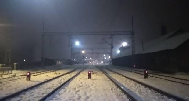 Jučer zarobljeni i promrzli u vlaku na relaciji Slavonski Brod - Strizivojna
