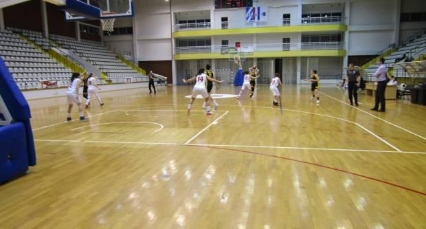 Poluzavršnica prvenstva Hrvatske u košarci za kadetkinje U-17 u Slavonskom Brodu