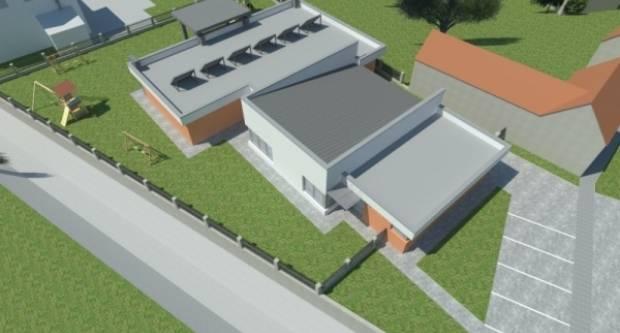 U postupku je izbor izvođača radova za izgradnju vrtića u Kaptolu