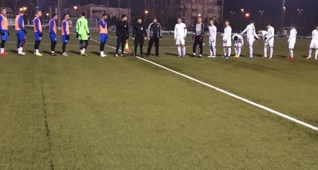 Nogometaši Slavonije u prvoj pripremnoj utakmici pobijedili juniore Osijeka