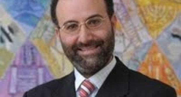 Biskupov susret s rabinom Kotel Da-Donom