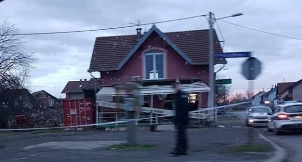 Noćas oko 03,35 sati - Eksplozija u Slavonskom Brodu
