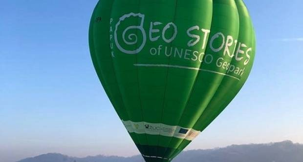 PRAVA ATRAKCIJA: Nad Papukom će se uskoro letjeti u balonu na vrući zrak