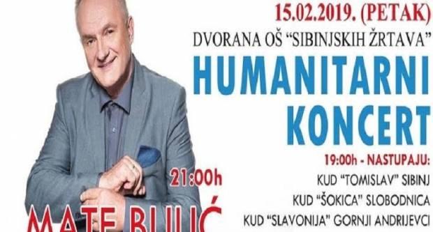 Mate Bulić i domaći KUD-ovi humanitarnim koncertom započinju obilježavanje Dana općine Sibinj
