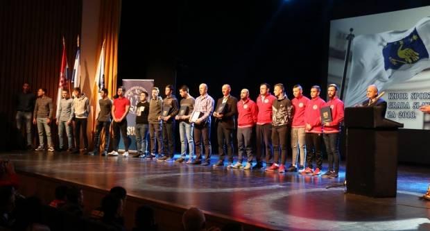 Dodijeljena priznanja najboljim sportašima, sportašicama i sportskim klubovima s područja grada u 2018. godini