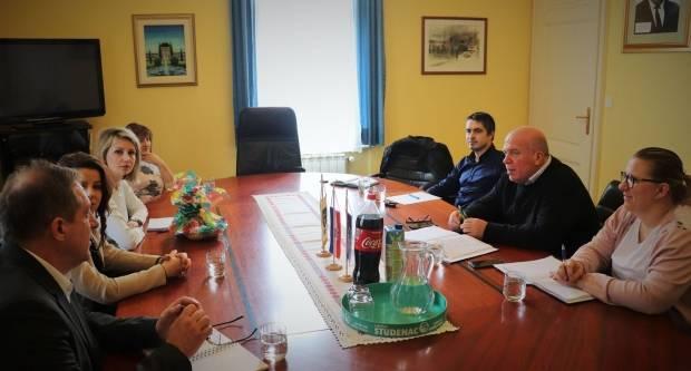 Sastanak s predstavnicima Instituta za zdravlje i sigurnost hrane iz Zenice