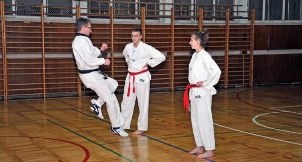 Taekwon-do klub Velika na seminaru u Našicama